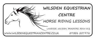 Wilsden Equestrian Centre
